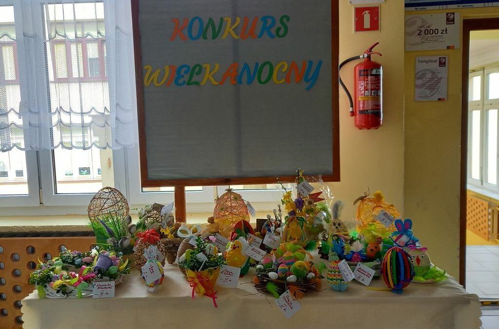Konkurs Wielkanocny …